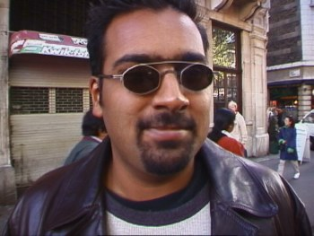 Too Cool Hosein, September 25, 2000 Holborne Tube Station, London