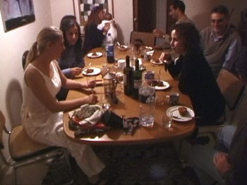 Thanksgiving in Tel Aviv, November 23, 2000