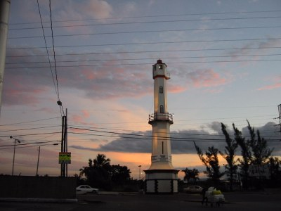 Port of Spain Lighthouse, by Hanson R. Hosein