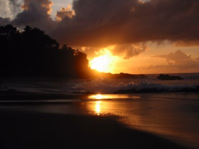 Tobago Sunset, HRH