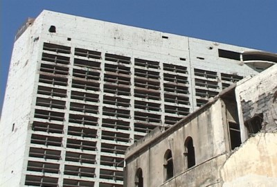 Holiday Inn Beirut, May 2003
