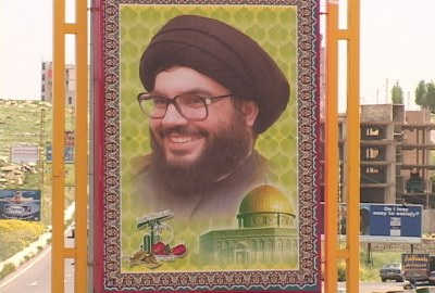 Hassan Nasrallah, May 5, 2003 south lebanon